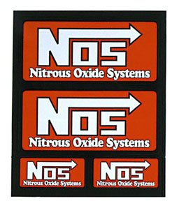19230NOS - NOS Decal Image