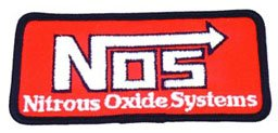 19322NOS - NOS Patch Image