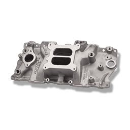 300-64 - Holley Strip Dominator Intake - Chevy Small Block V8 Image