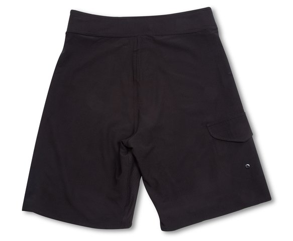 10189-30HOL - Men's LS Fest Logo'd Swim Shorts - additional Image
