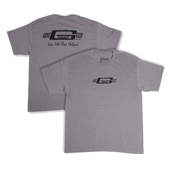 10070-LGMRG - Mr. Gasket Logo T-shirt (Large) Image