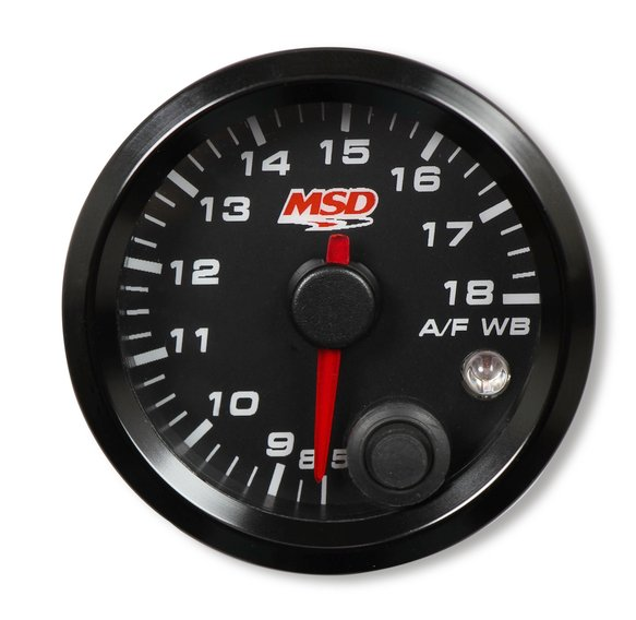 4650 - MSD Standalone Air/Fuel Wideband 02 Gauges Kit Image