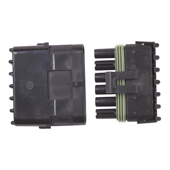 8170 - 6-Pin Weathertight Connector, 1 qty Image