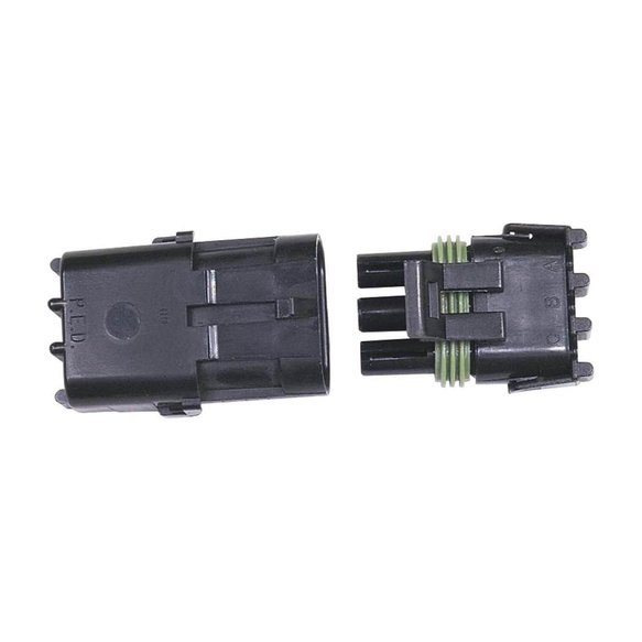 8172 - 3-Pin Weathertight Connector 1 qty Image