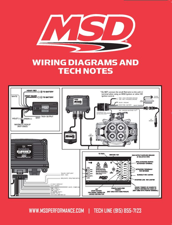 9615 - Wiring Diagrams and Tech Notes Image