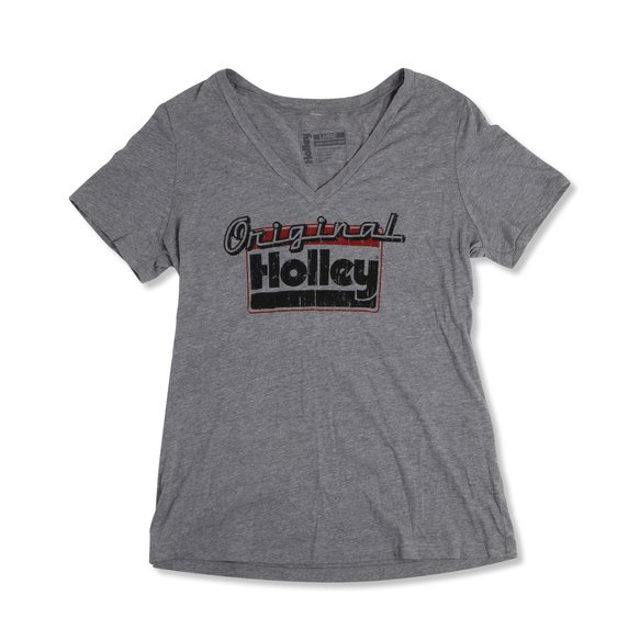 10064-SMHOL - Ladies Original Holley T-Shirt (Small) Image