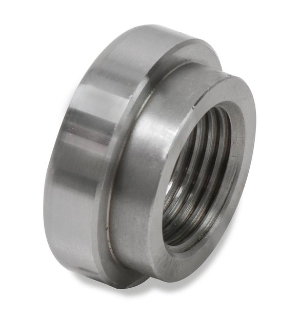 OXY018ERL - Earls Oxygen Sensor Weld Fitting (Weld Bung) - Steel Image