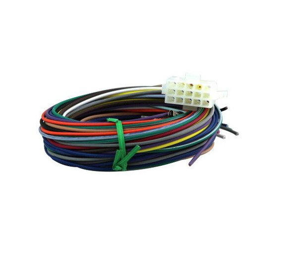 280-CA-HARNUSRW - UDX STREET ROD HARNESS WITH WIRES Image