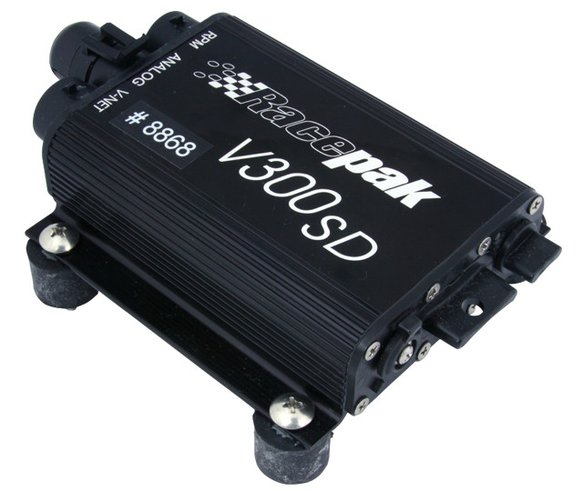 200-KT-V300SDLM - V300SD Motorcycle Kit With Datalink Lite - additional Image