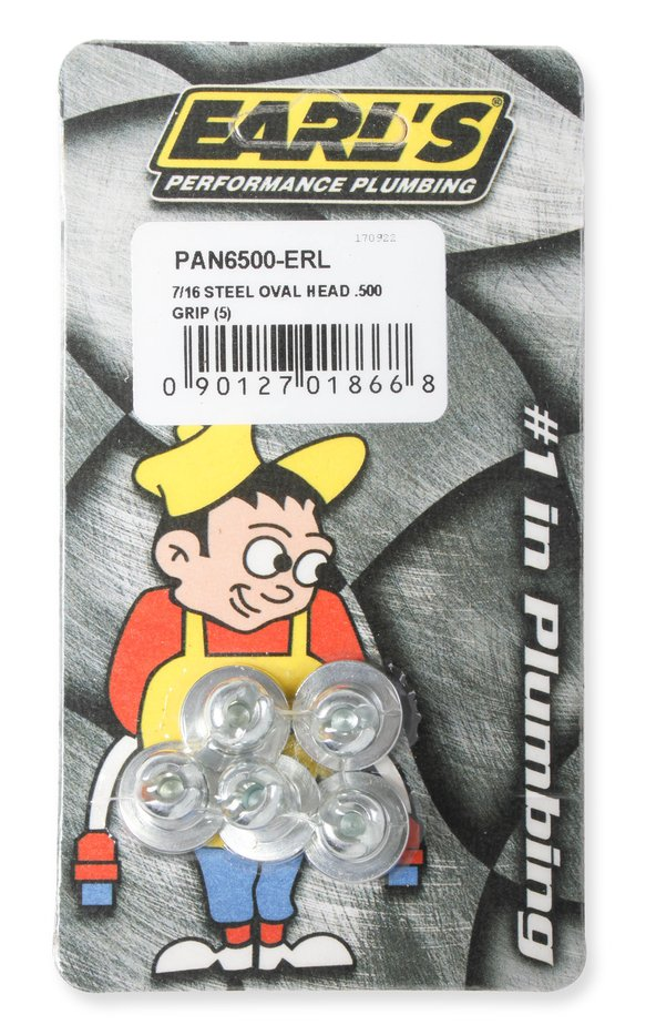 PAN6500-ERL - Earl's Quarter Turn Fasteners - additional Image
