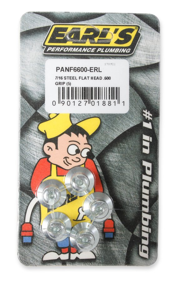 PANF6400-ERL - Earl's Quarter Turn Fasteners - additional Image