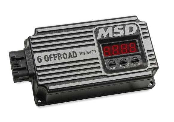 6471 - MSD Digital 6 Offroad Ignition Image