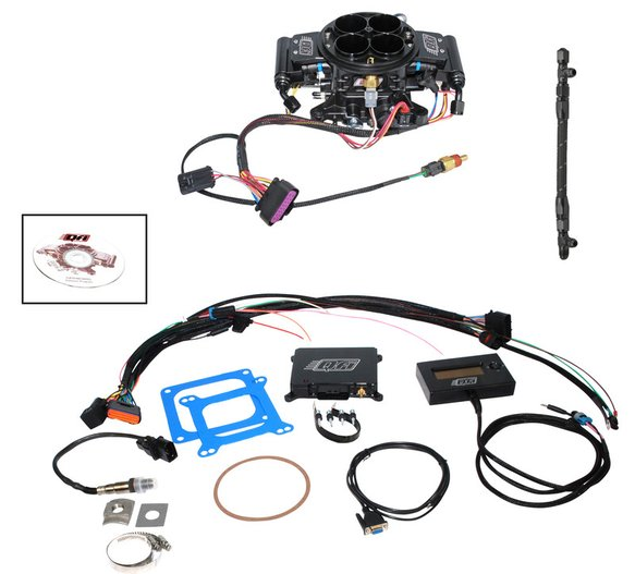 QFI-500BD - QFi Base Kit (Black Diamond) Image
