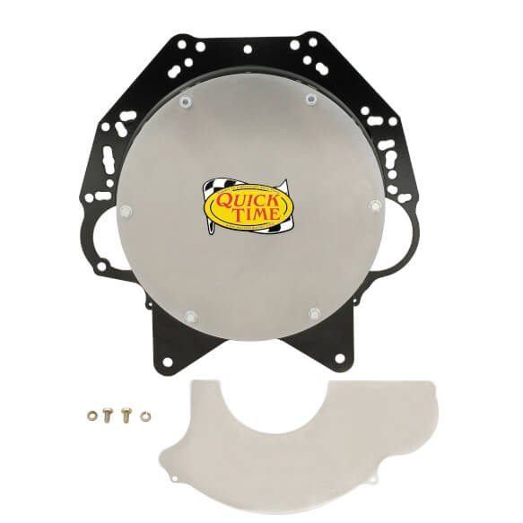 RM-8001-D - Quick Time Bellhousing to Engine Stand Adapter Plate - Small Block Chevrolet Image