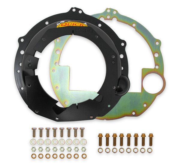 RM-8019 - Quick Time Chevy LS and Late Model LT to LS T-56 Transmission - Low Profile Bellhousing Image