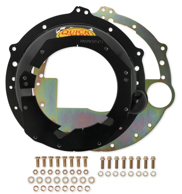 RM-8020 - Quick Time Chevy LS and Late Model LT to LS T-56 Transmission - Bellhousing Image