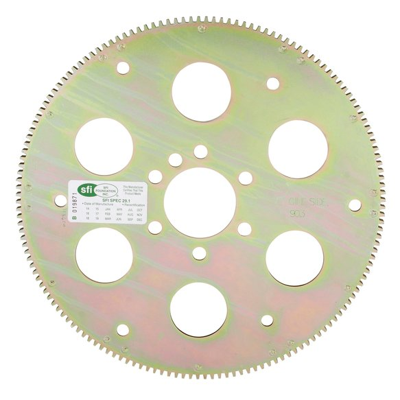 RM-803 - Quick Time Flexplate - GM - 153 Tooth - Modular Construction Racing Flexplate Image