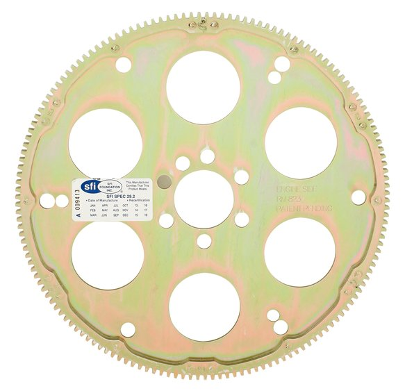 RM-823 - Quick Time Flexplate - GM - 153 Tooth - Modular Construction Racing Flexplate Image