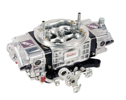 RQ-1050-3AN - Race-Q Series Carburetor 1050CFM Drag Race 3-Circuit Annular Booster Image