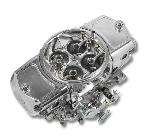 SDA-650-MS - 650 CFM Aluminum Screamin' Demon Carburetor Image