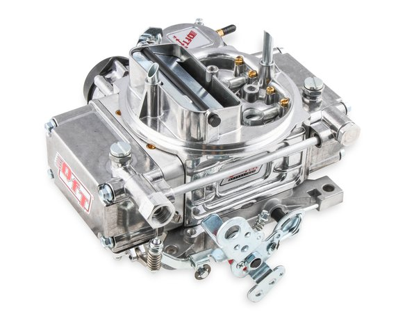 SL-1957E - Slayer Series Carburetor 600CFM w/ Single Inlet Fuel Bowls Image