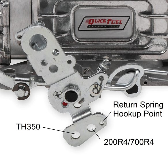 Q-950-B2 - Q-Series Carburetor 950CFM Draw-Thru Supercharger - additional Image