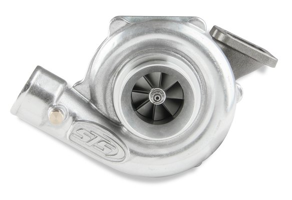 STS203 - STS Turbo Journal Bearing Turbocharger - 58.4 mm T3/T4 - 0.48 A/R Image