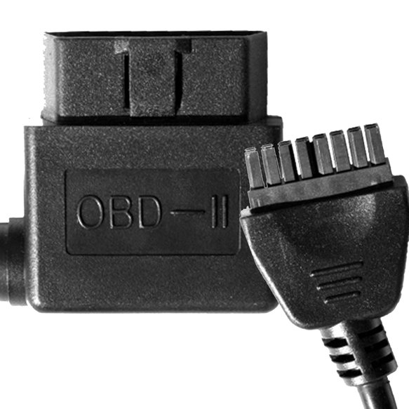 T1027 - TRINITY MOLEX STYLE OBD-II CONNECTOR CABLE Image