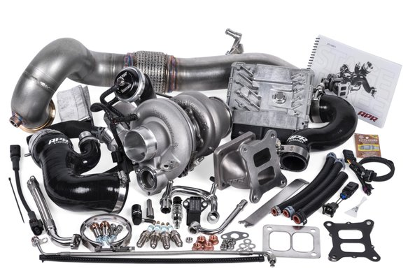 T3100079 - APR EFR7163 Turbocharger System (MQB AWD NAR) Image