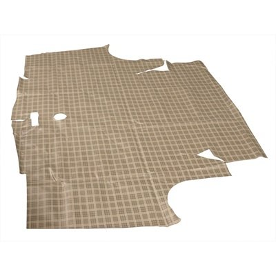 TM-FC-2D-67-P - Scott Drake 67-68 Cougar Trunk Mat (Plaid) Image