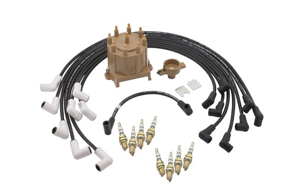 TST4HP - Truck Super Tune Up Kit for GM Truck with V8 Throttle Body Engines with Image