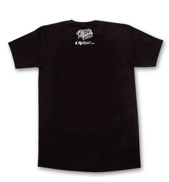 10196-MDHOL - 2019 LS FEST BLOCK PARTY SIDE LOGO TEE - BLACK - additional Image