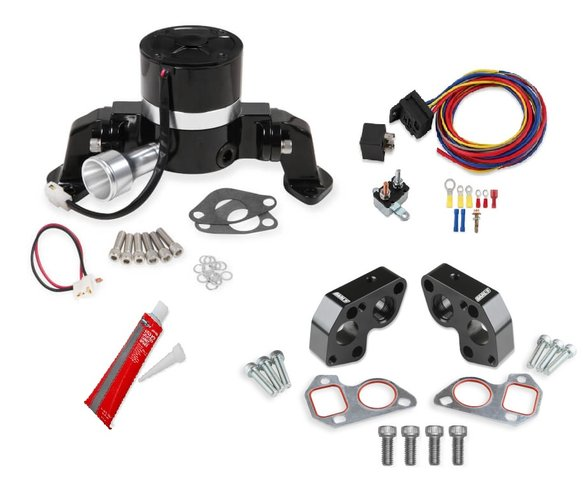 VK010006 - Electric Water Pump Kit - For GM LS Series Engines Image