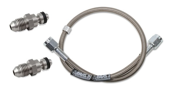 VK040016 - Clutch Hose - with Stainless Steel Adapters & Speedflex Hose - 36