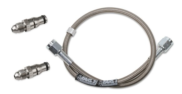 VK040017 - Clutch Hose - with Stainless Steel Adapters & Speedflex Hose - 36