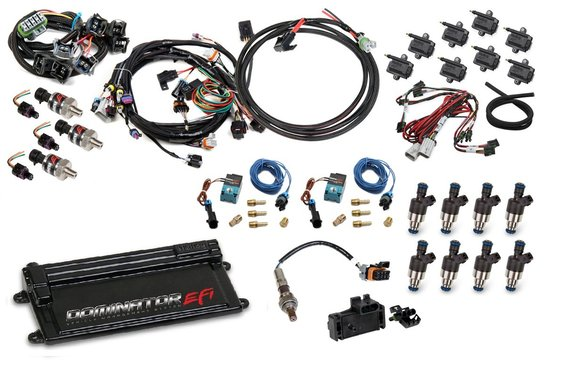 VK080004 - LS1 or LS6 (24x/1x) Dominator EFI Kit Image