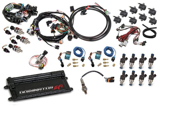 VK080006 - LS1 or LS6 (24x/1x) Dominator EFI Kit Image