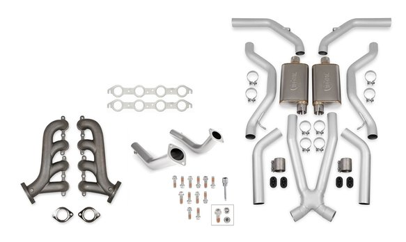 VK090005 - Complete LS Swap Exhaust System Kit Image