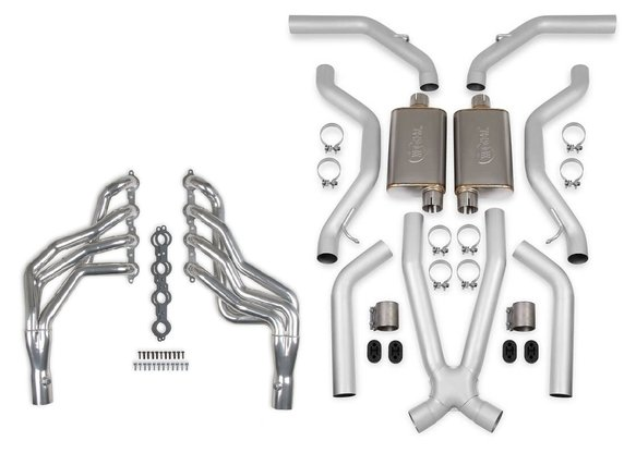 VK090156 - Complete LS Swap Exhaust System Kit Image