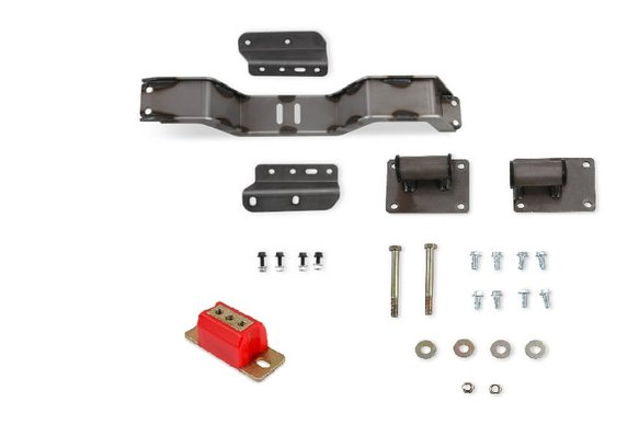 VK090180 - White Box Engine Mounts and Transmission Crossmember Mounting Kit Image