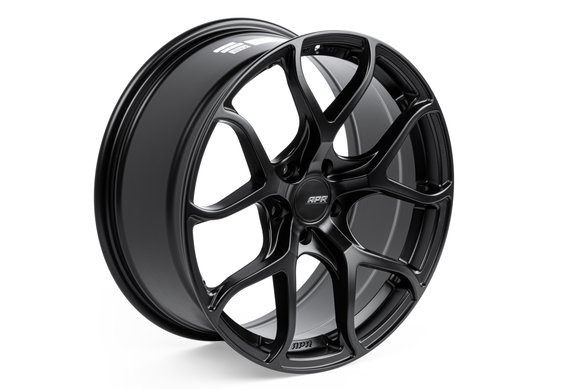 WHL00014 - APR A01 Flow Formed Wheels (19x8.5) (Satin Black) (1 Wheel) Image