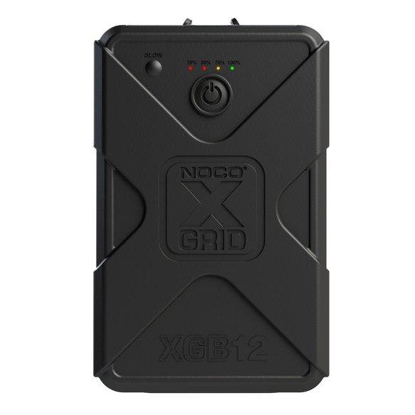 XGB12 - 12000mAh USB Battery Pack Image
