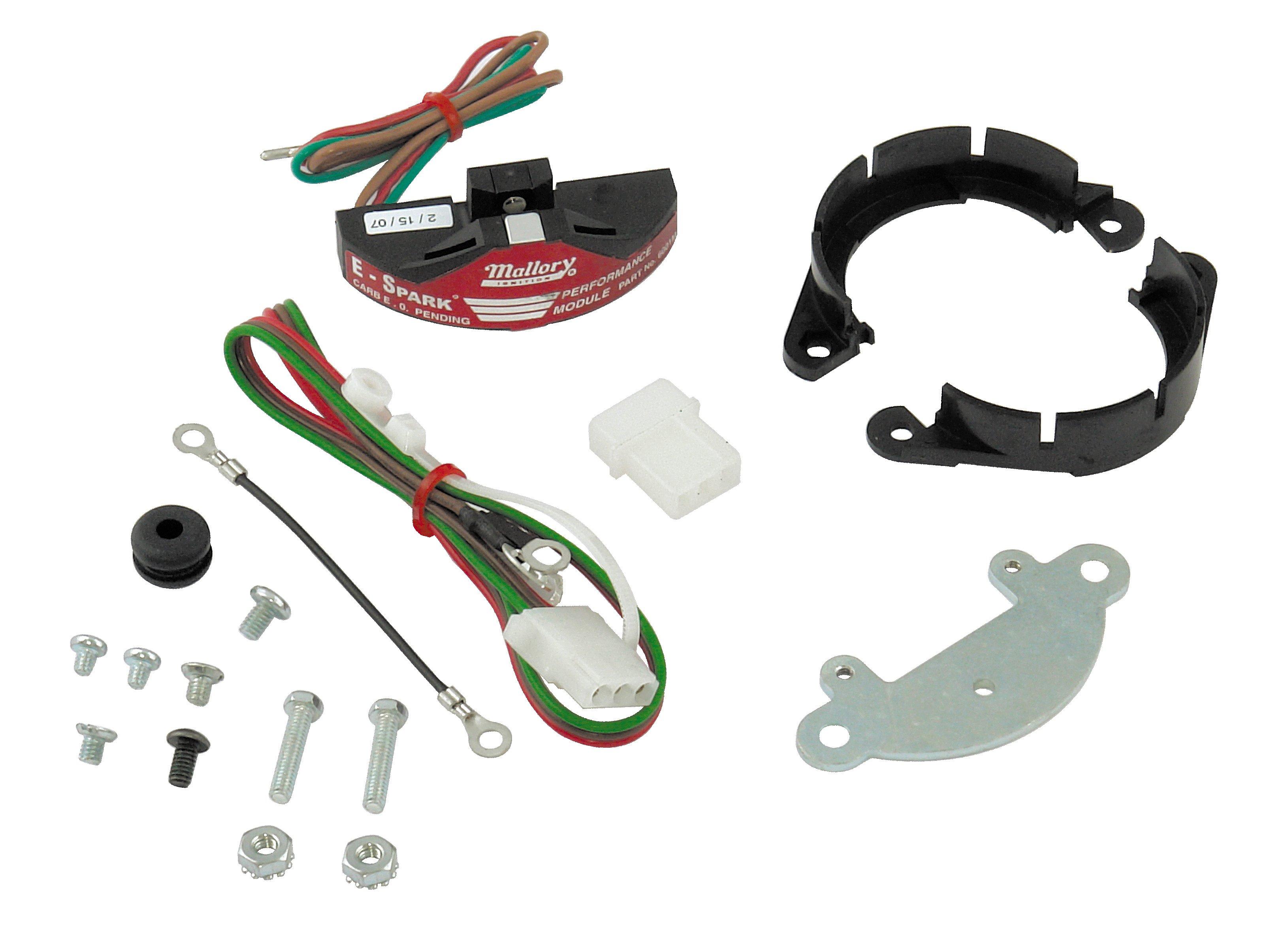 Mallory E Spark® Conversion Kit