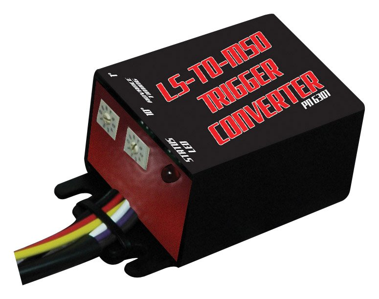 LSx Trigger Converter-to-MSD Ignition