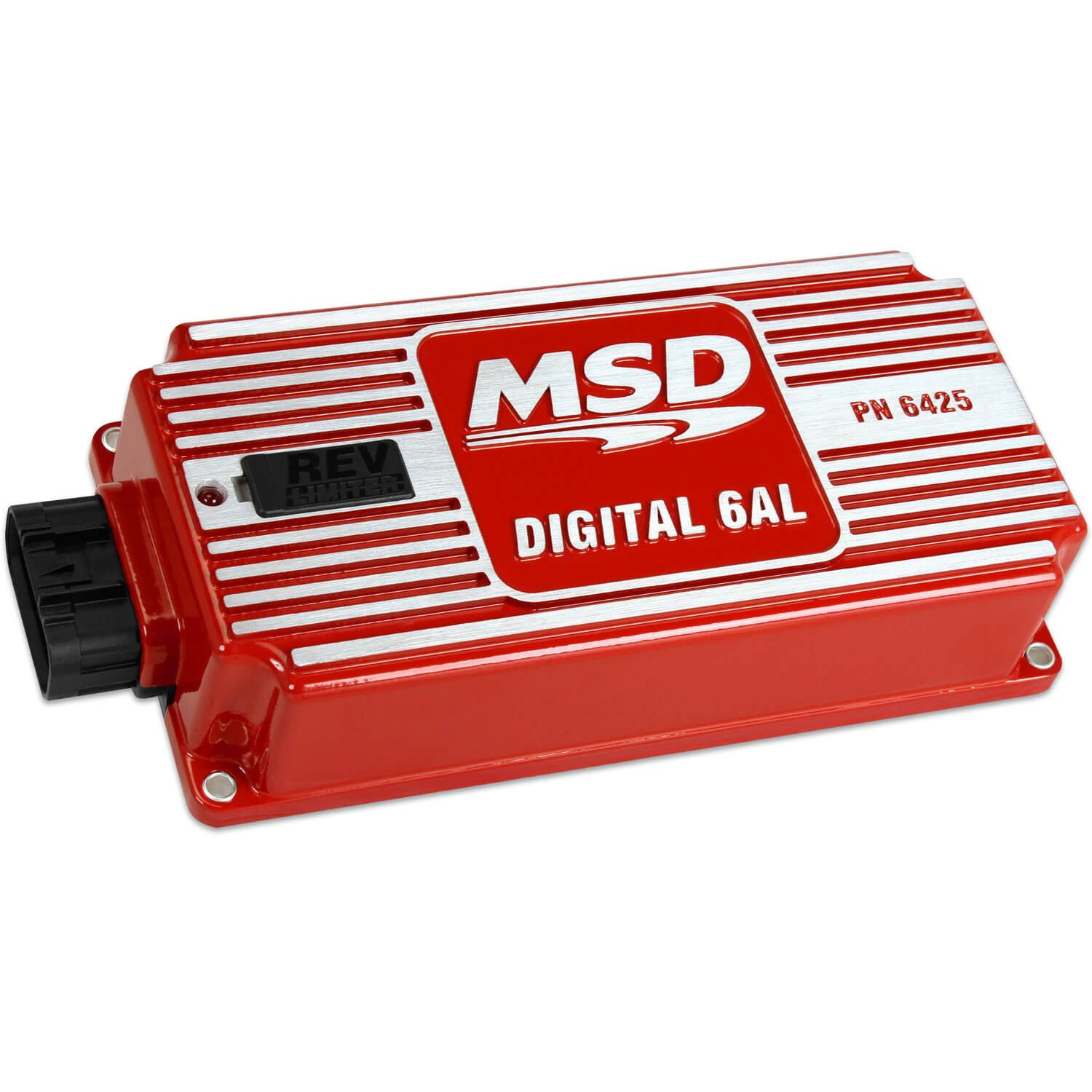 Msd Al6 Wiring Diagram 6425 6al Digital Data Ignition Control Box