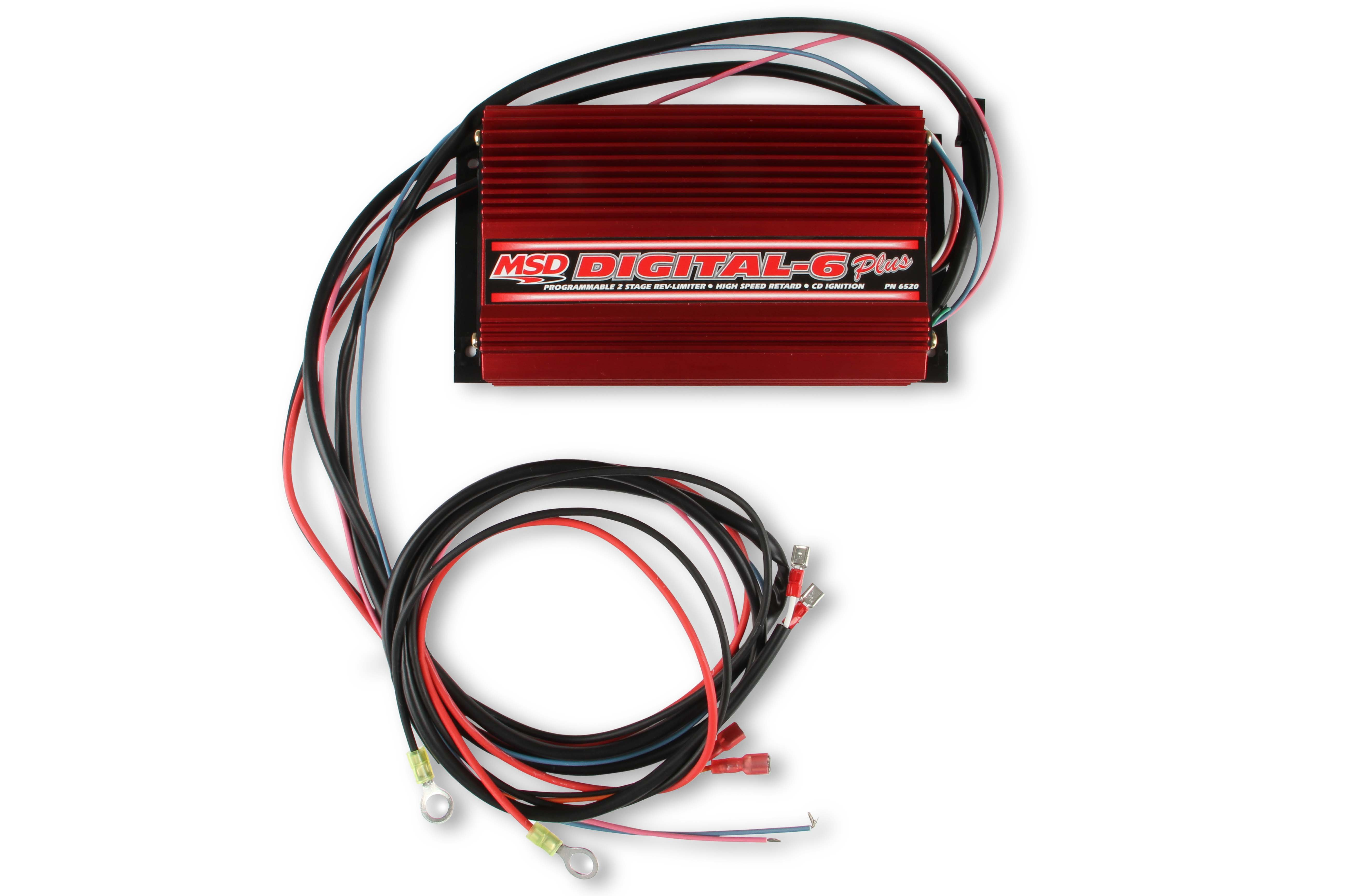 MSD Digital 6-Plus Ignition Control