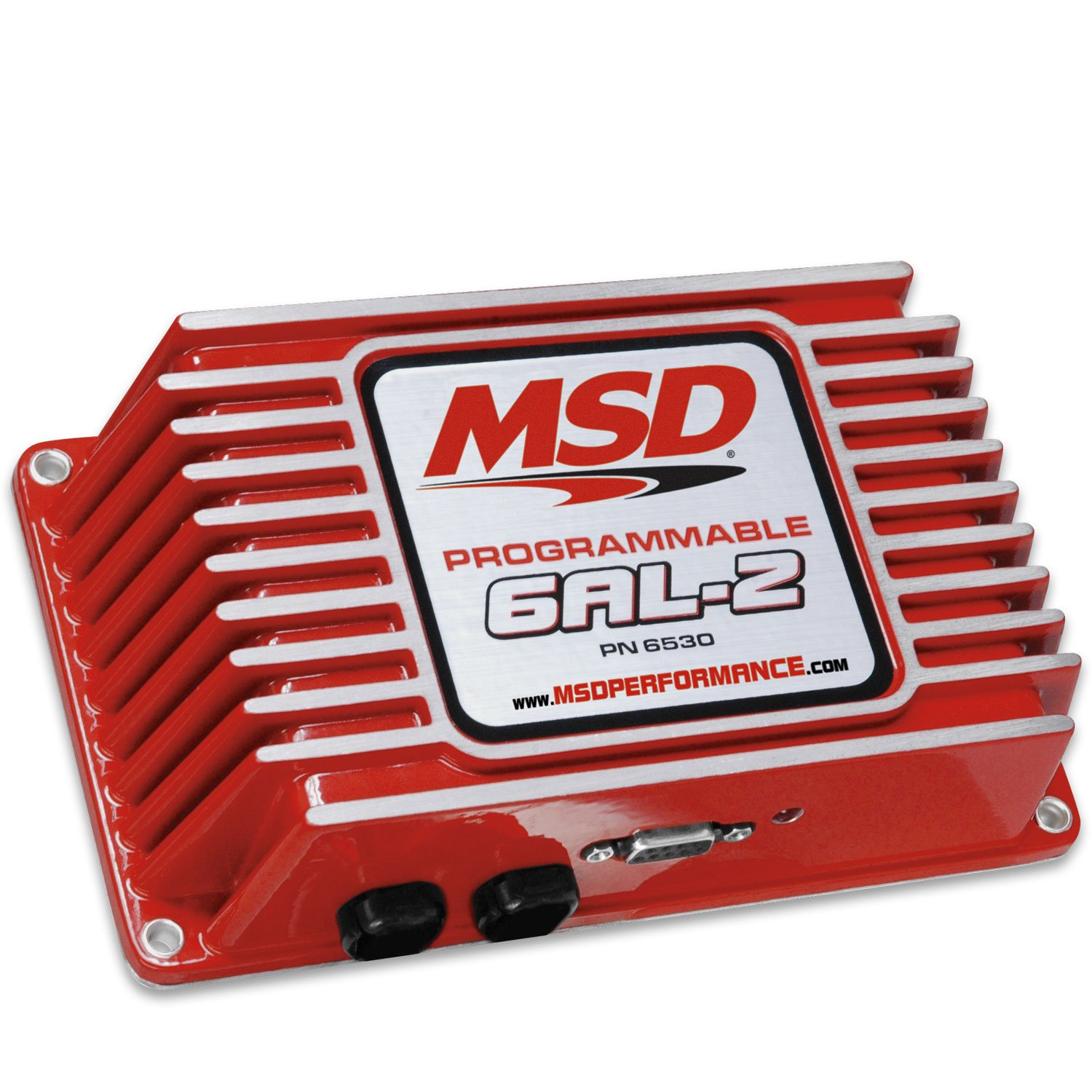 Msd 6530 Digital Programmable 6al 2 Chevy Wiring 8570 Image