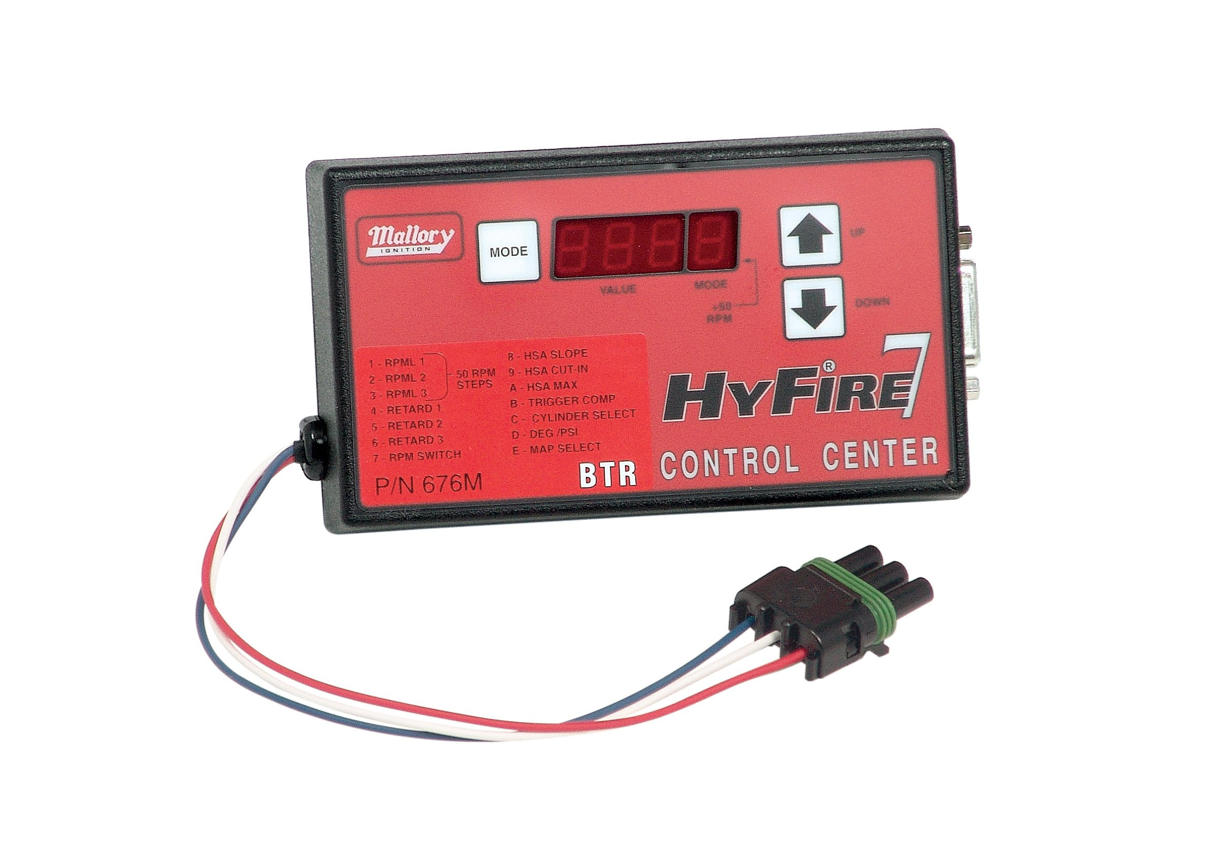 676M - HYFIRE® 7C BTR Ignition Controller Image