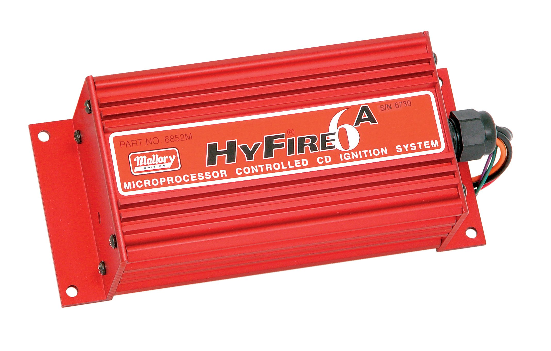 Mallory 6852M HYFIRE® 6A Ignition Box on