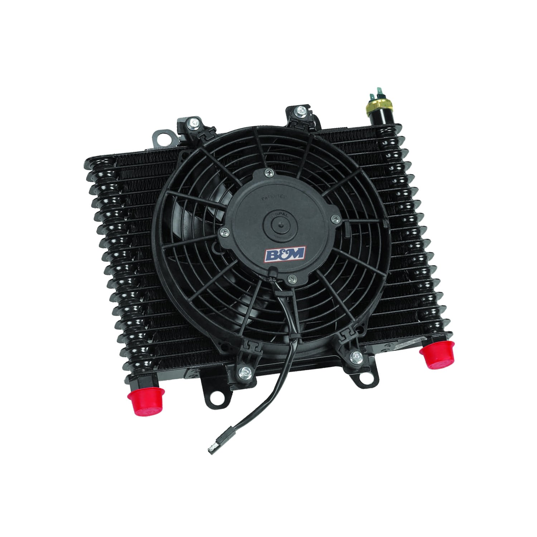 B&M Hi-Tek SuperCooler with Fan - Large